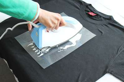 How To Apply Iron On Transfers Iron On Transfers